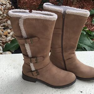 White mountain santell women tall boots
